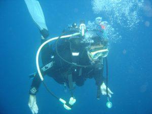 plonger sous marine